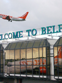 Belfast International Airport - Castlewater Gardens, Antrim