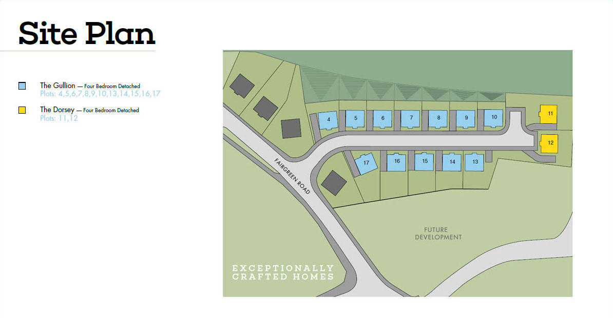 Site Map :: Gosford View Manor, Markethill