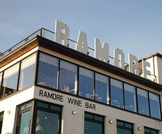 The Rocks, Ramore Wine Bar